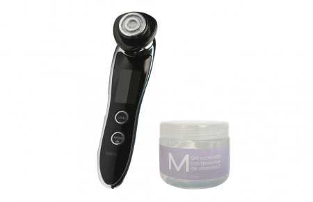 Microdiamond  W +  Smart RF  + Gel liposomas